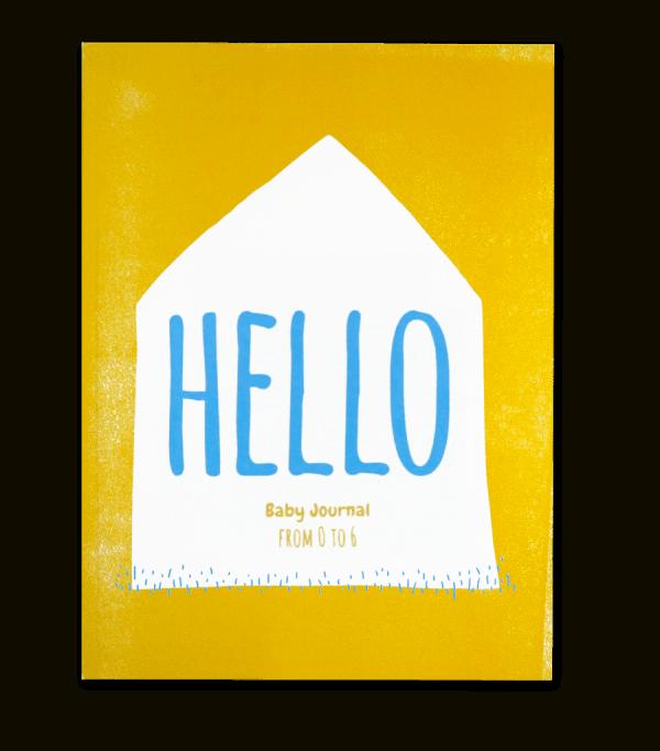 Hello - Baby Book