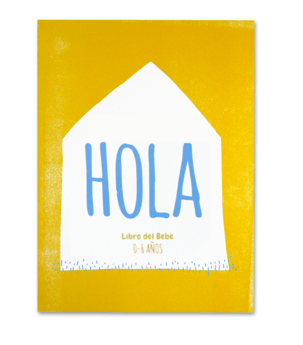Hola - Libro del Bebé